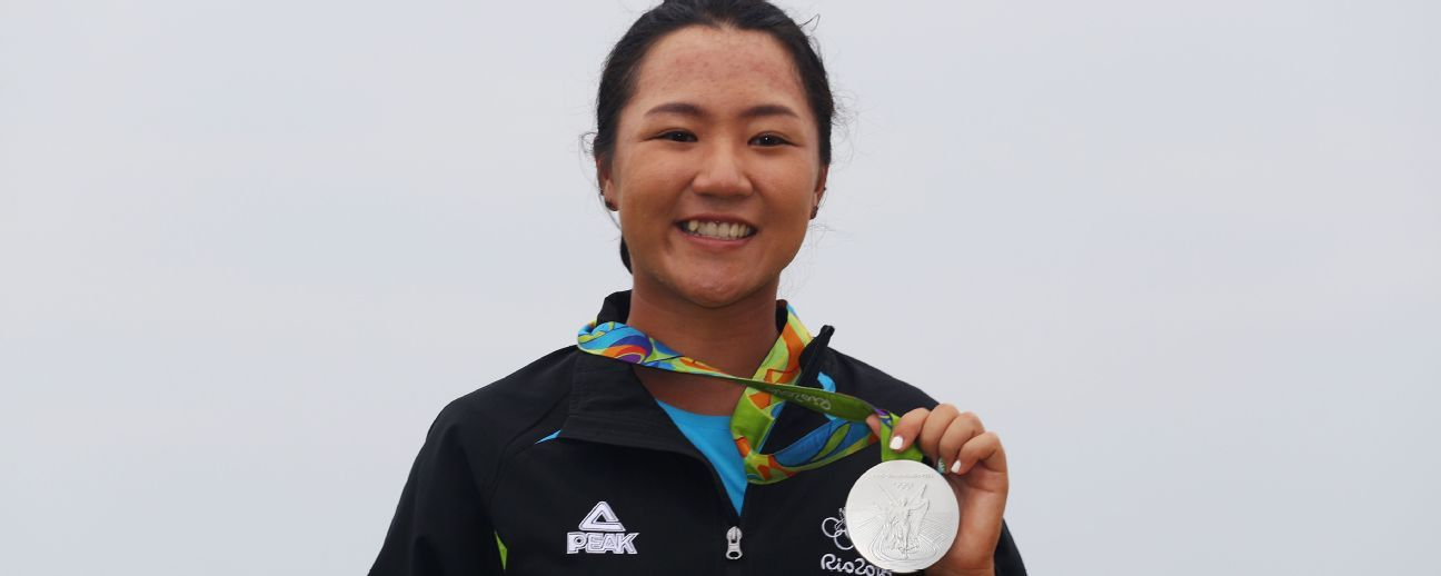 Image result for lydia ko olympic medal