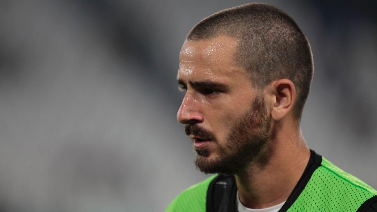 AC Milan plete signing of Leonardo Bonucci from Juventus