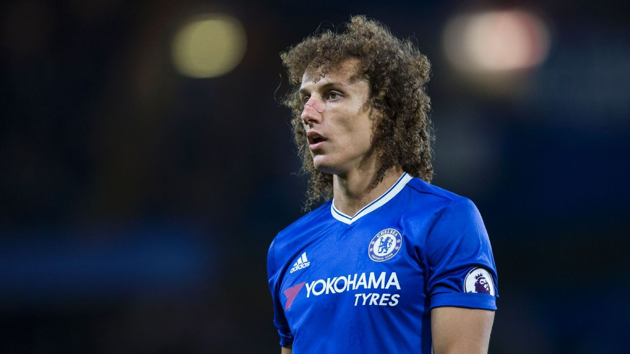 David Luiz Chelsea Will Pay For Any Lapse In