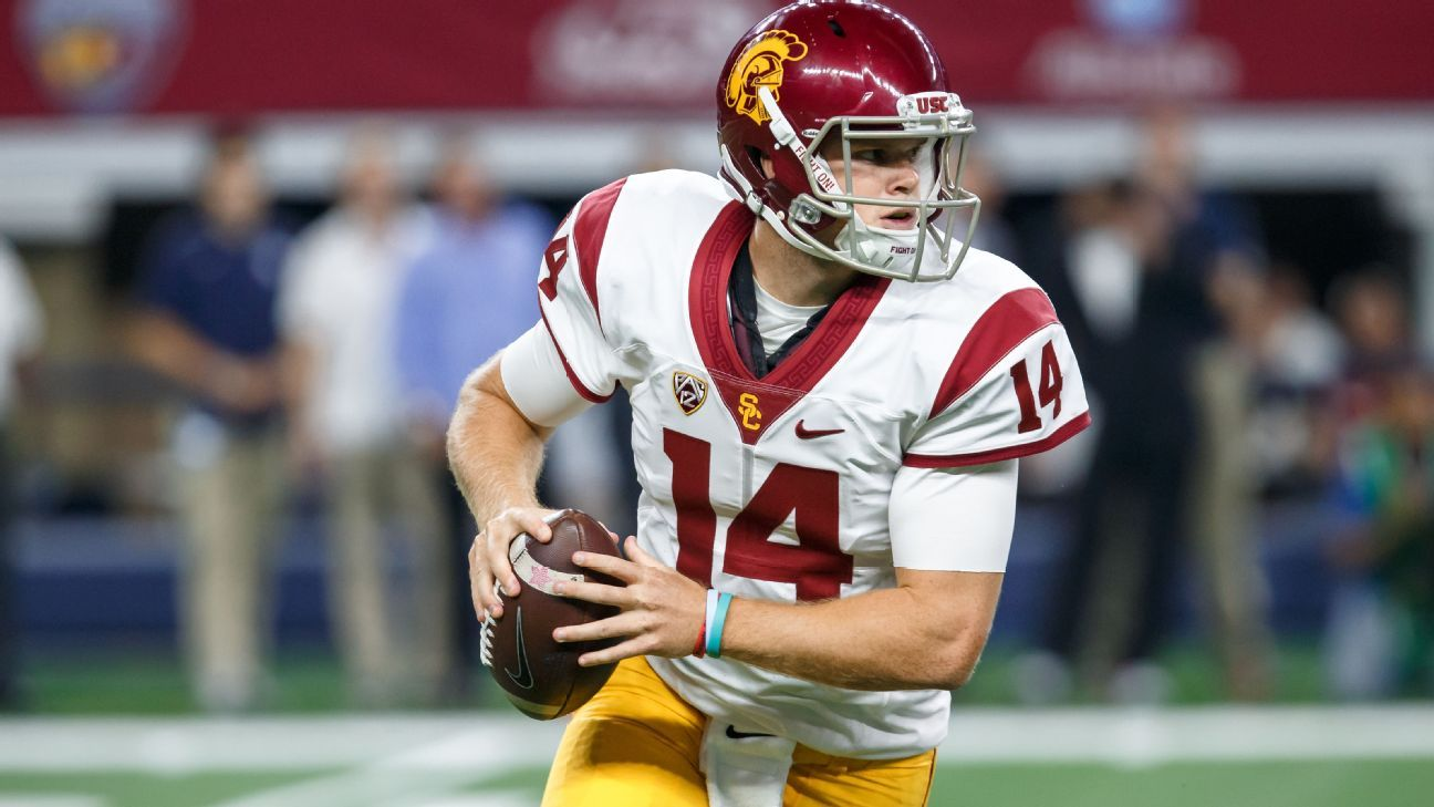 How Sam Darnold S Decision Could Impact Jets Draft