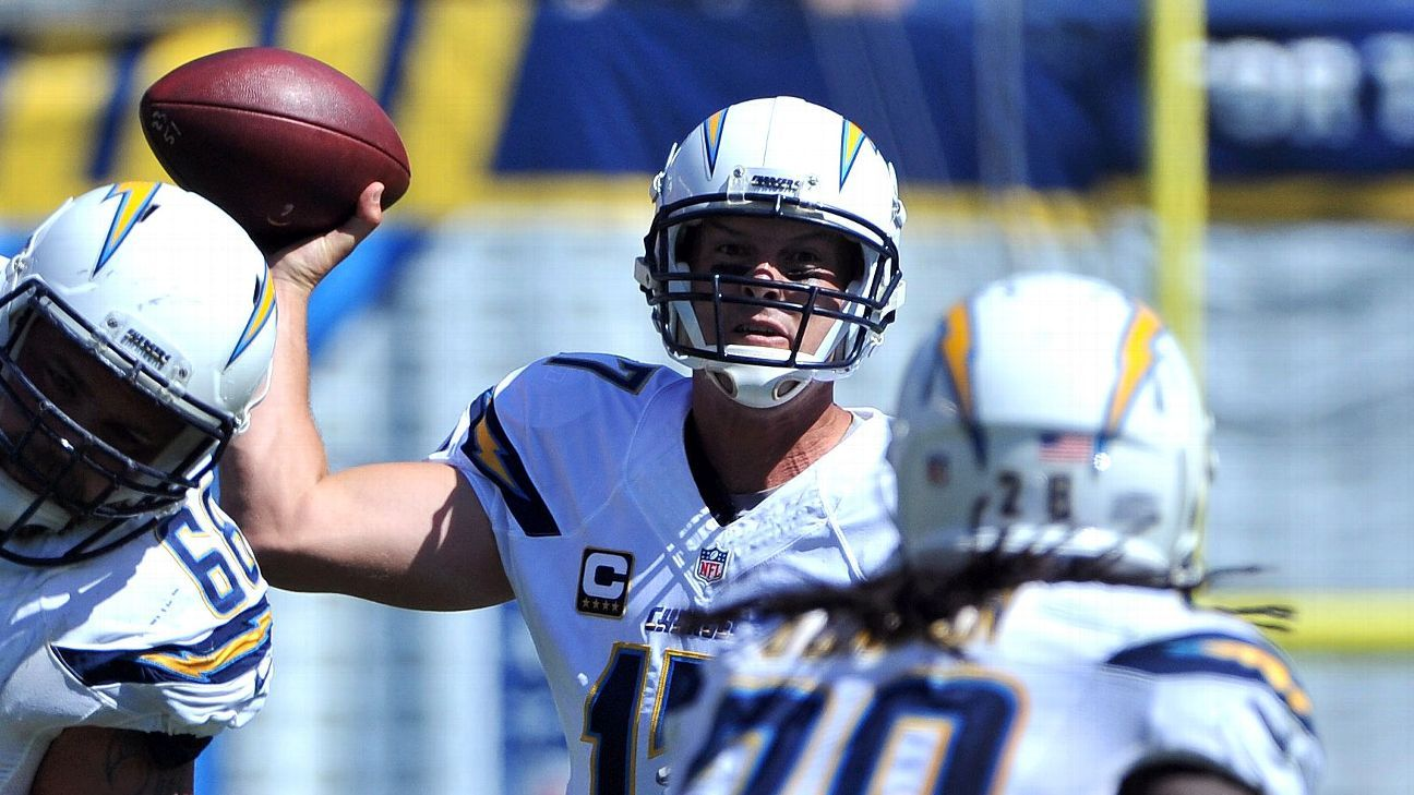Chargers Philip Rivers Visits With 5 1 Mark Vs