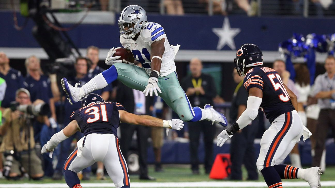 Image result for ezekiel hurdle cowboys
