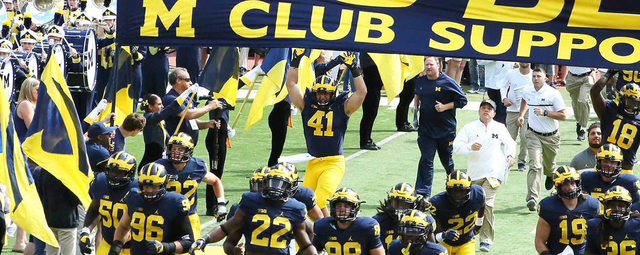 Michael Hirsch achieves his goal of walking on at Michigan
