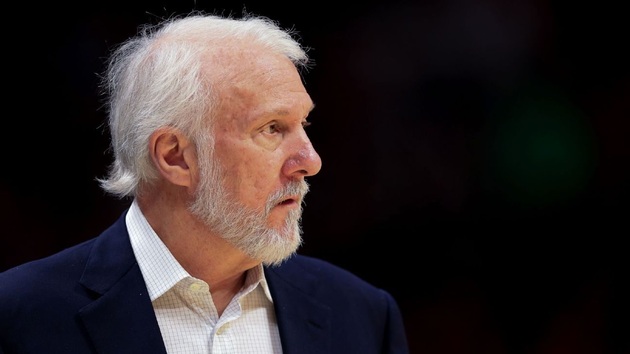 Gregg Popovich: 'Still sick to my stomach' after Trump's election win