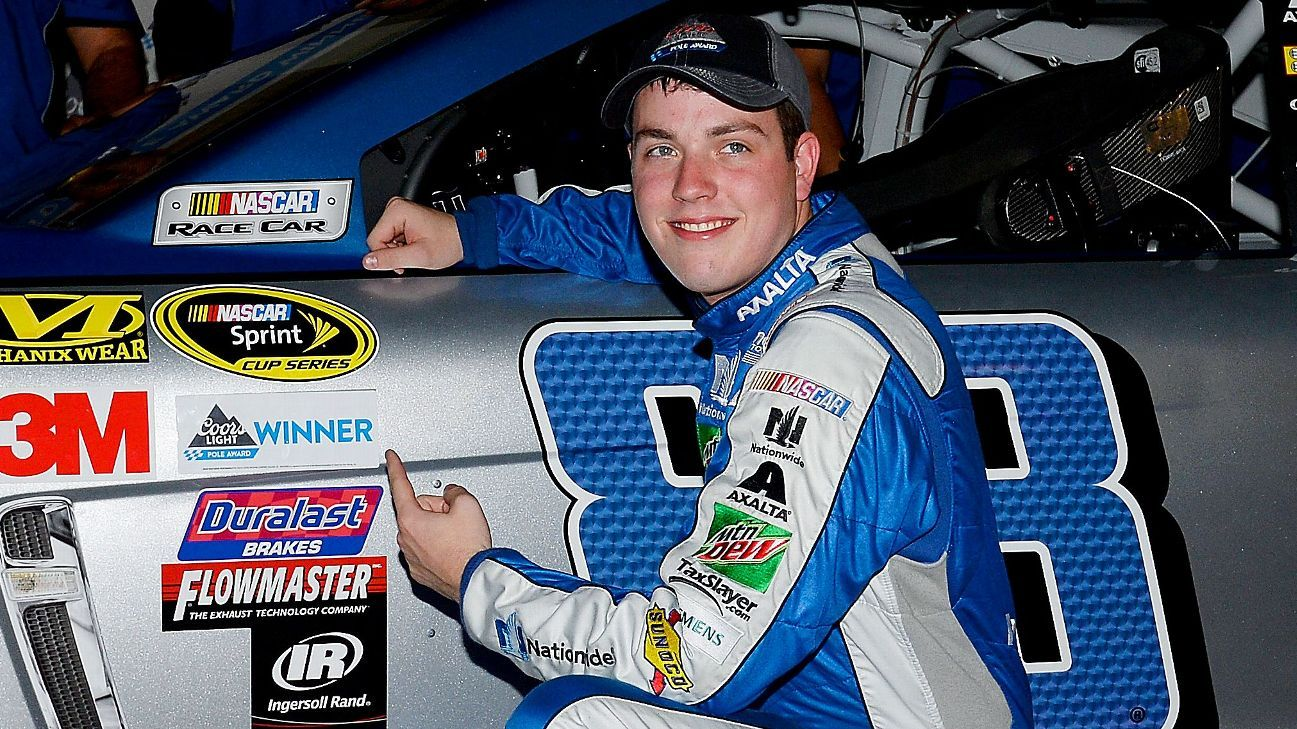 Bowman to replace Dale Jr. in No. 88 for