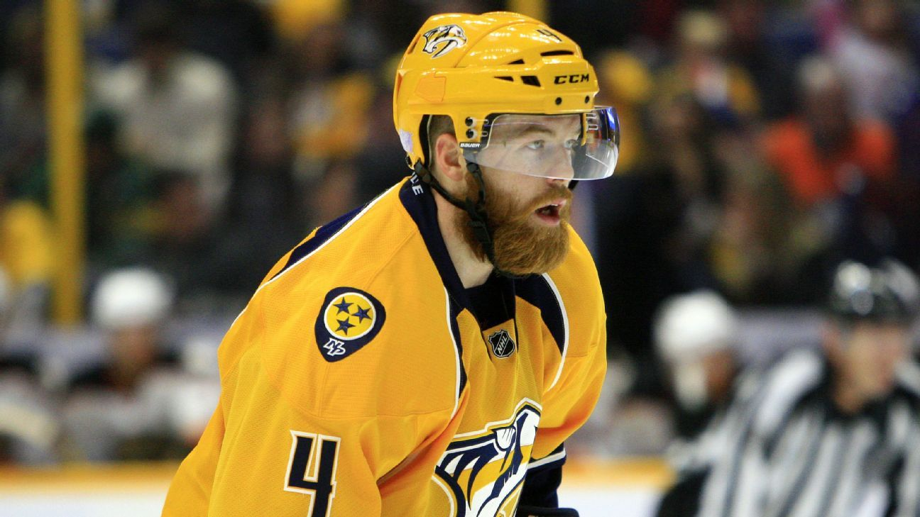 Predators' Ellis plays Game 6 despite injury