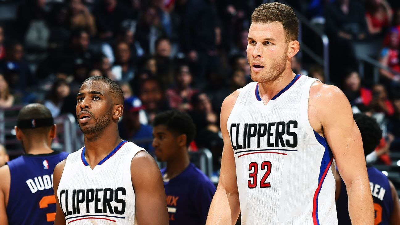 Sources: CP3, Griffin tell Clips they'll opt out
