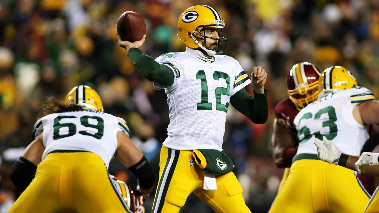 What scares the Giants about facing Aaron Rodgers and the Packers?