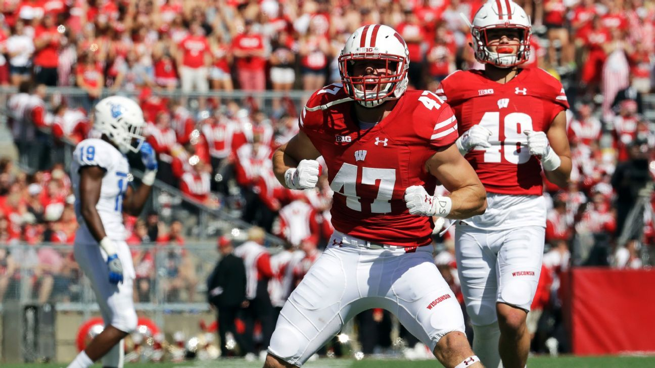 Picked by Packers, linebacker Vince Biegel gets to live ...