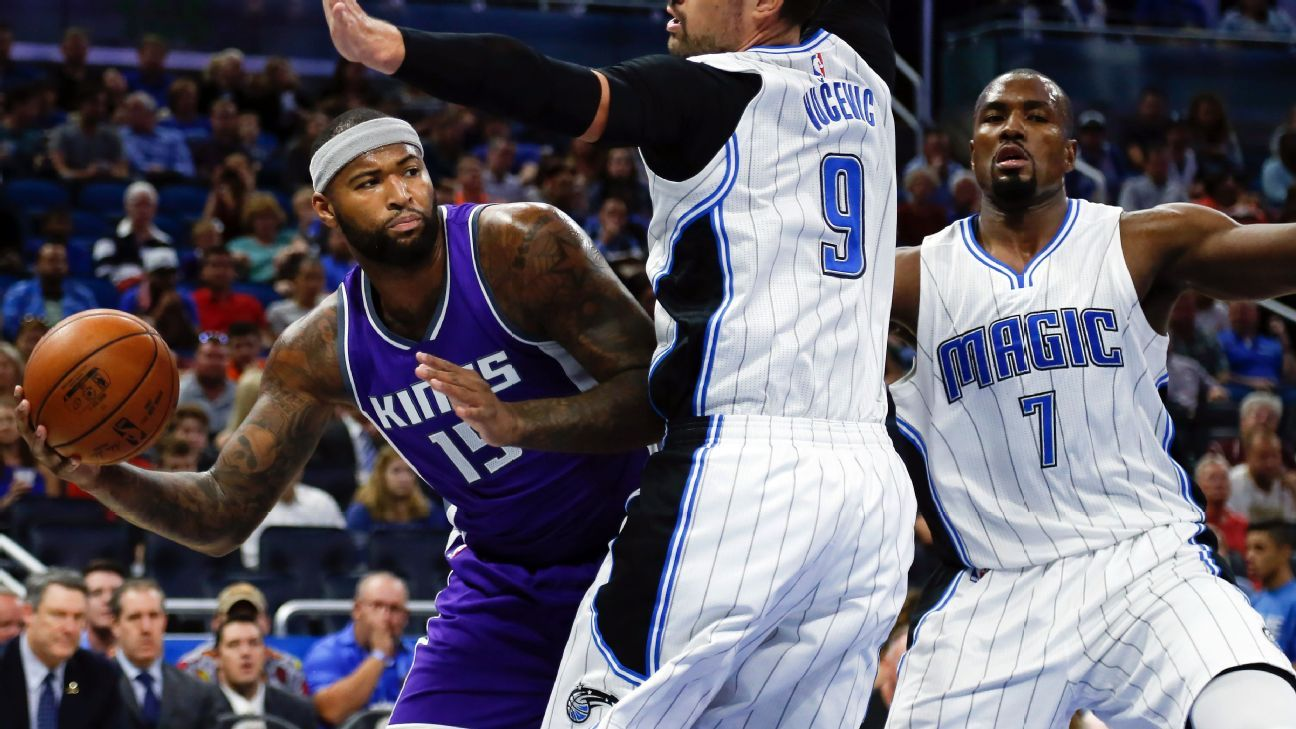 Fantasy Basketball - DeMarcus Cousins jumps into top 10 of ...