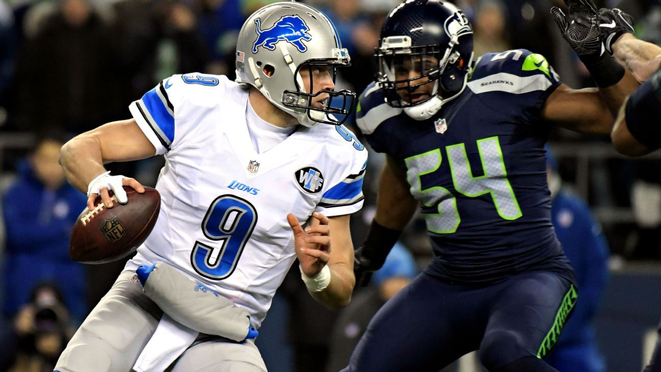 NFL Playoffs: Detroit Lions set NFL record for playoff futility