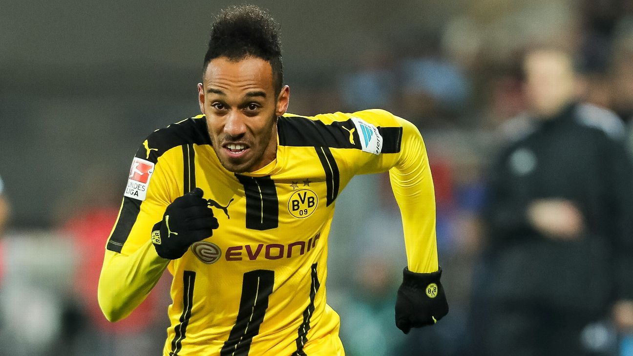 What if Pierre Emerick Aubameyang just decided to stay at Dortmund