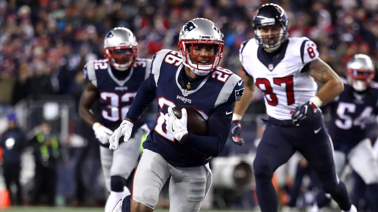Everything in sync for Patriots' trio of Rutgers alums on defense - New  England Patriots Blog- ESPN