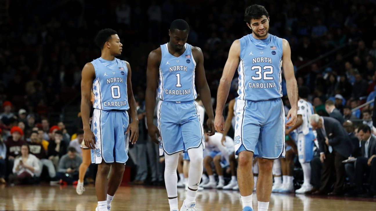 What could end tournament hopes for North Carolina Tar ...