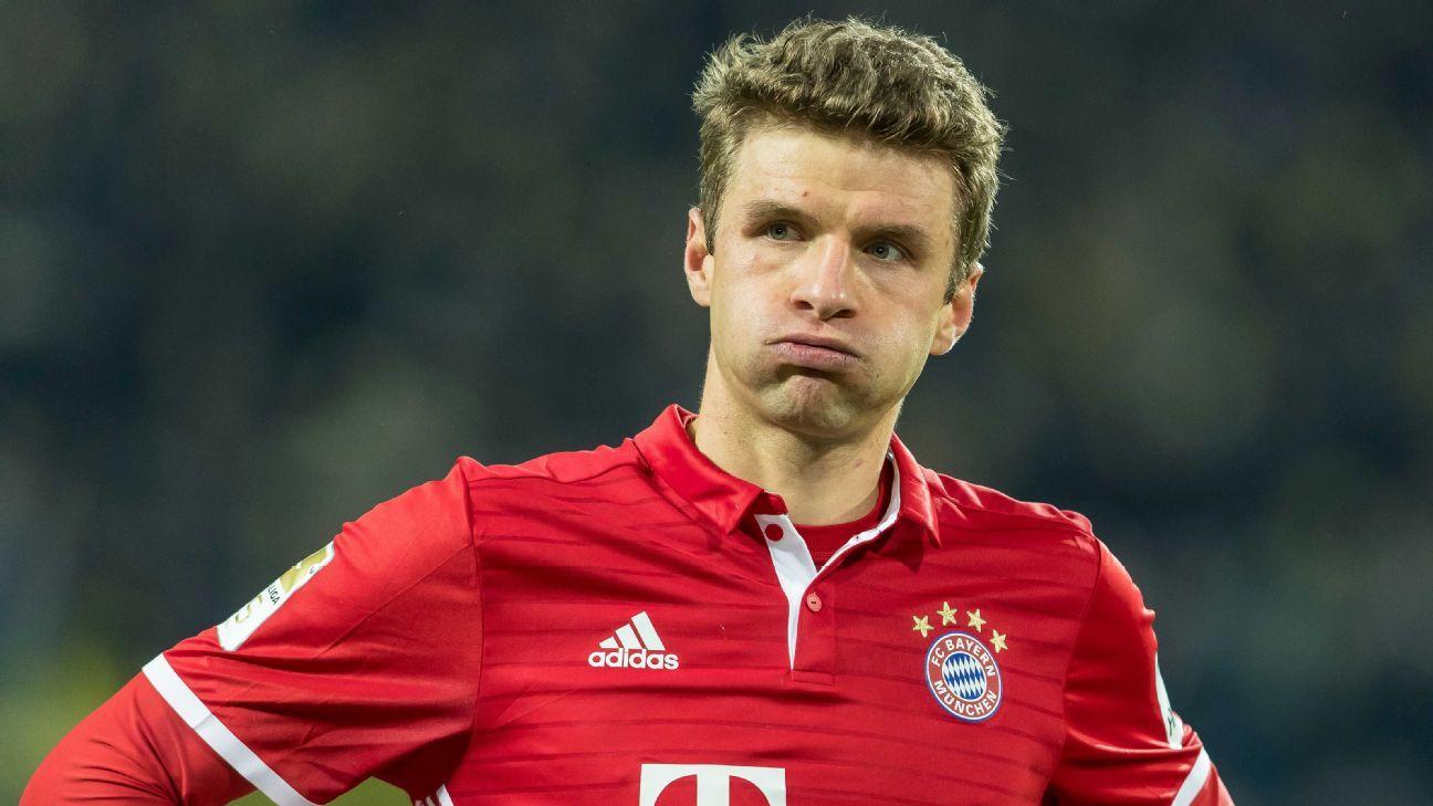 Thomas Muller talks to ESPN FC about his slump Bayern Munich s