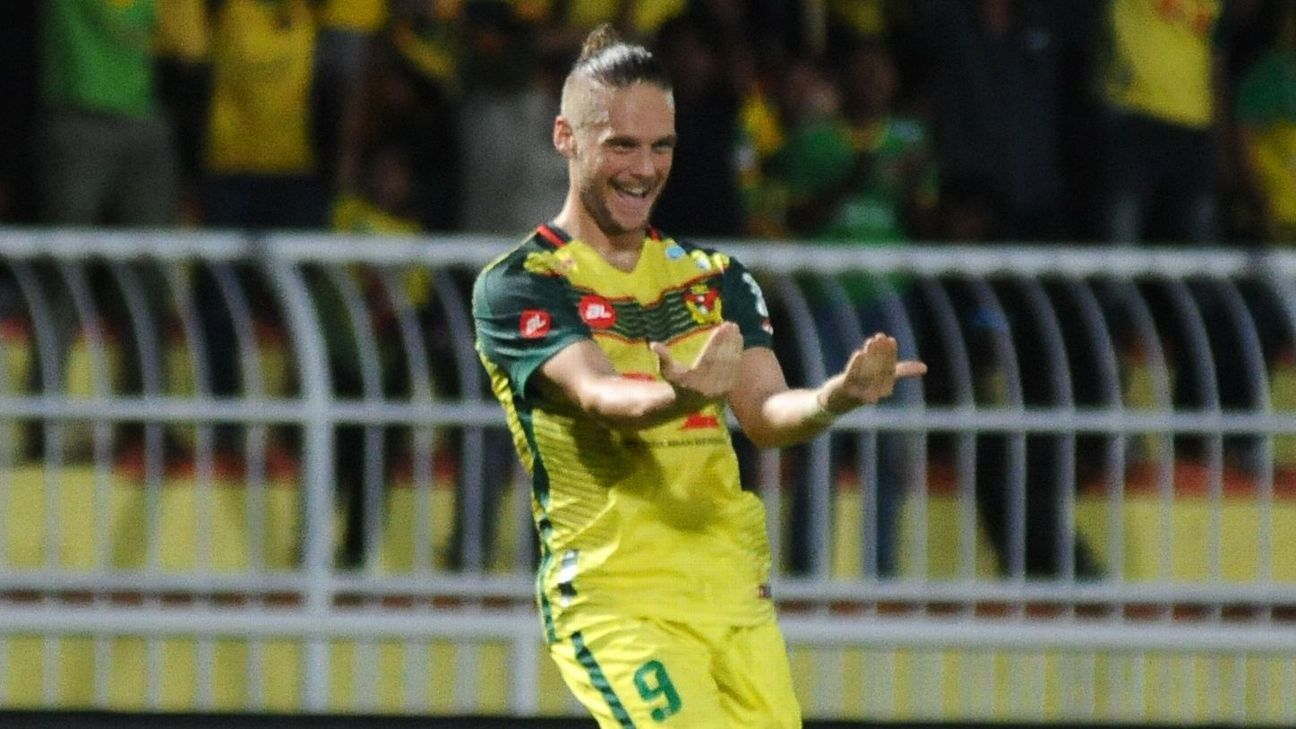 Ken Ilso wants to exit Kedah with Malaysia Cup final glory over JDT