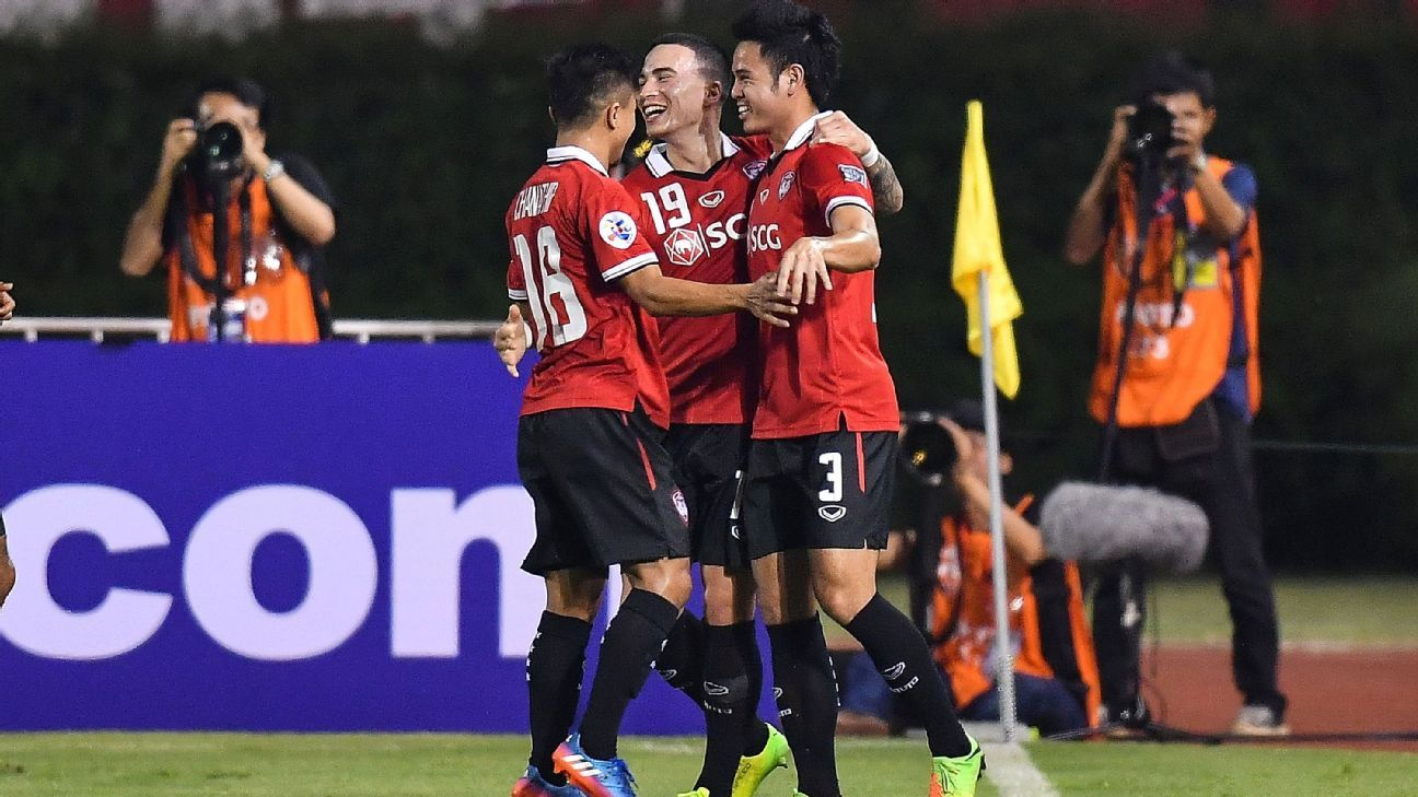 Video: Muang Thong United vs Kashima Antlers