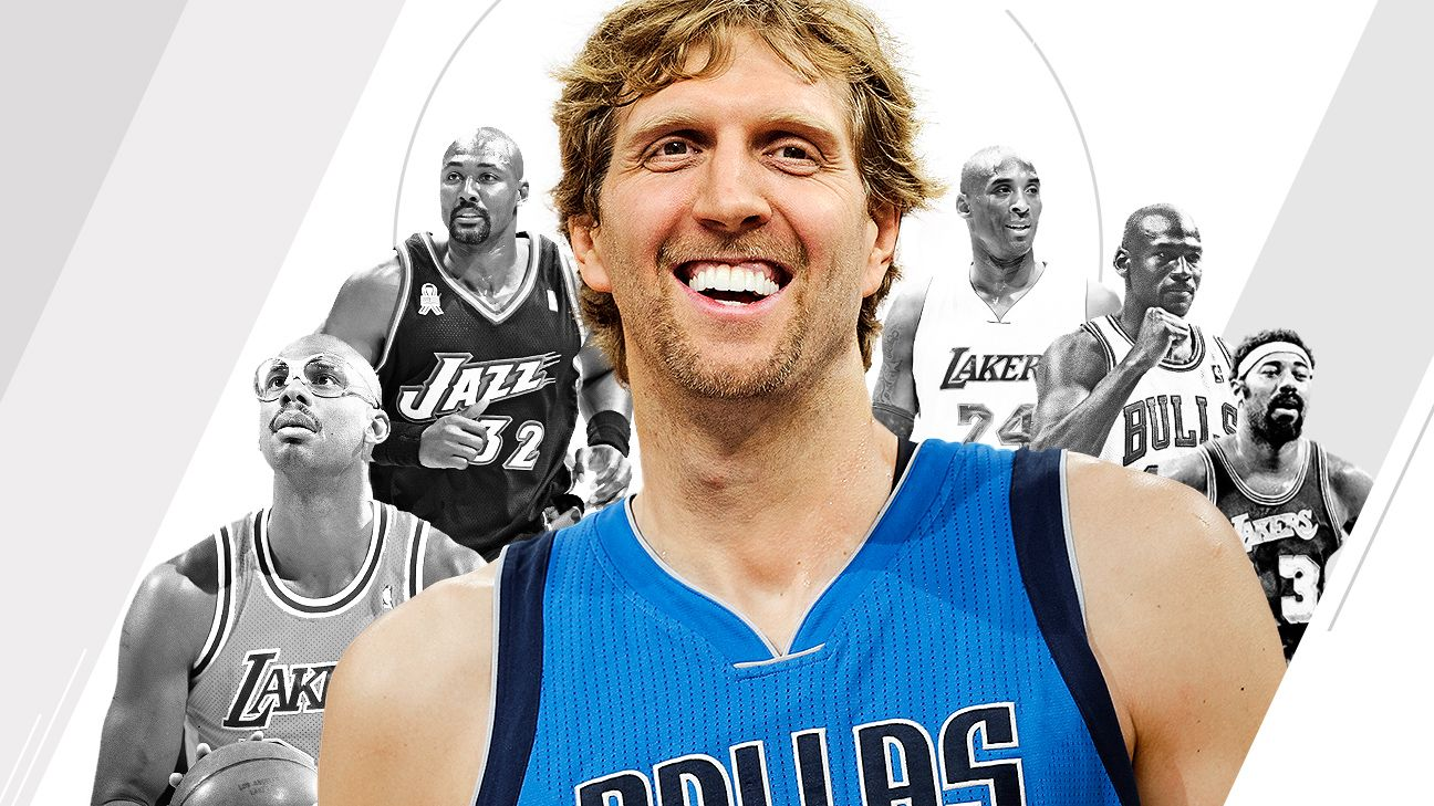 NBA: How Dirk Nowitzki fine-tuned his game along the path to 30,000 points