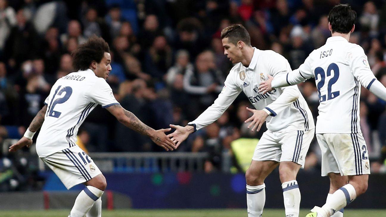 Cristiano Ronaldo surpasses Aritz Aduriz with La Liga s most