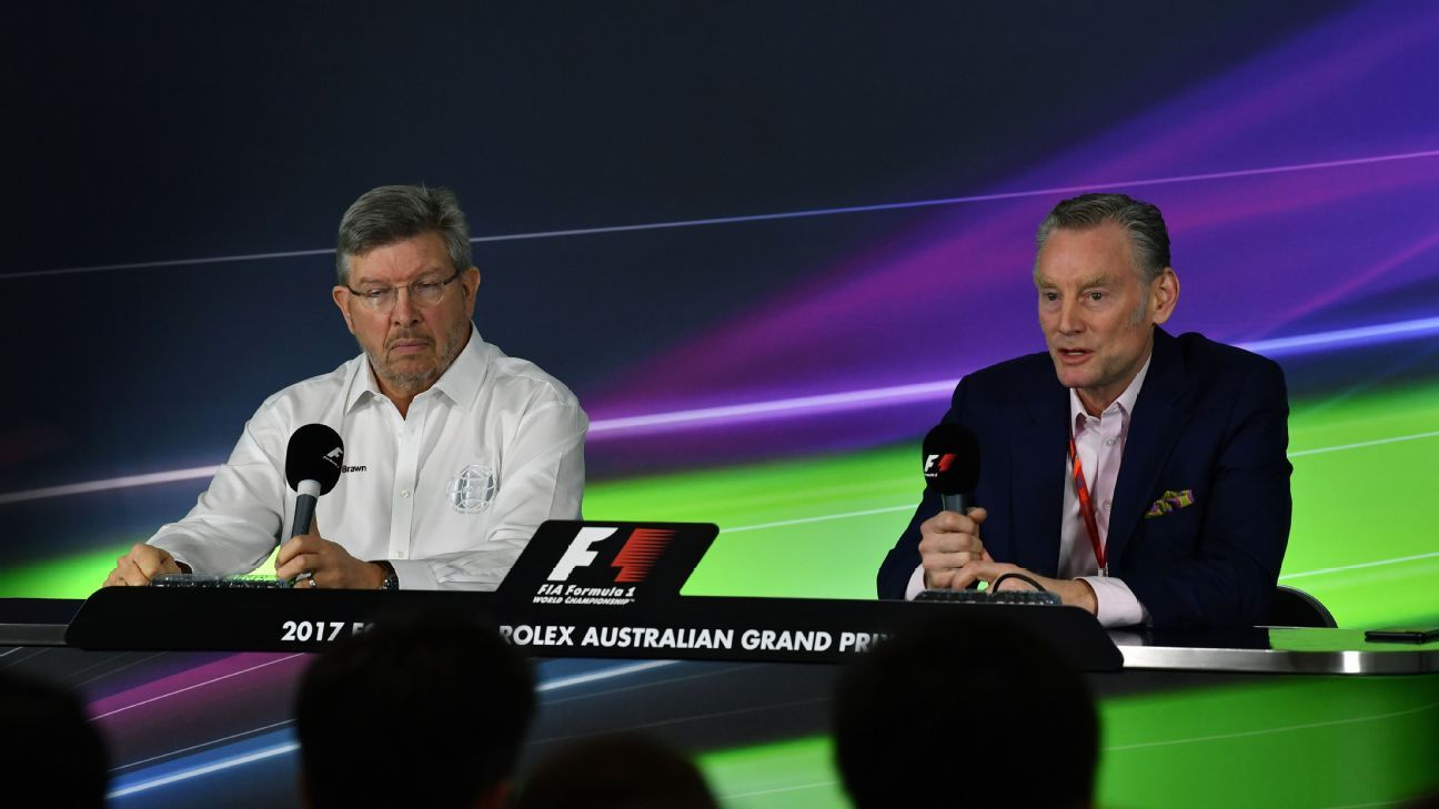 Brawn and Bratches meet the press