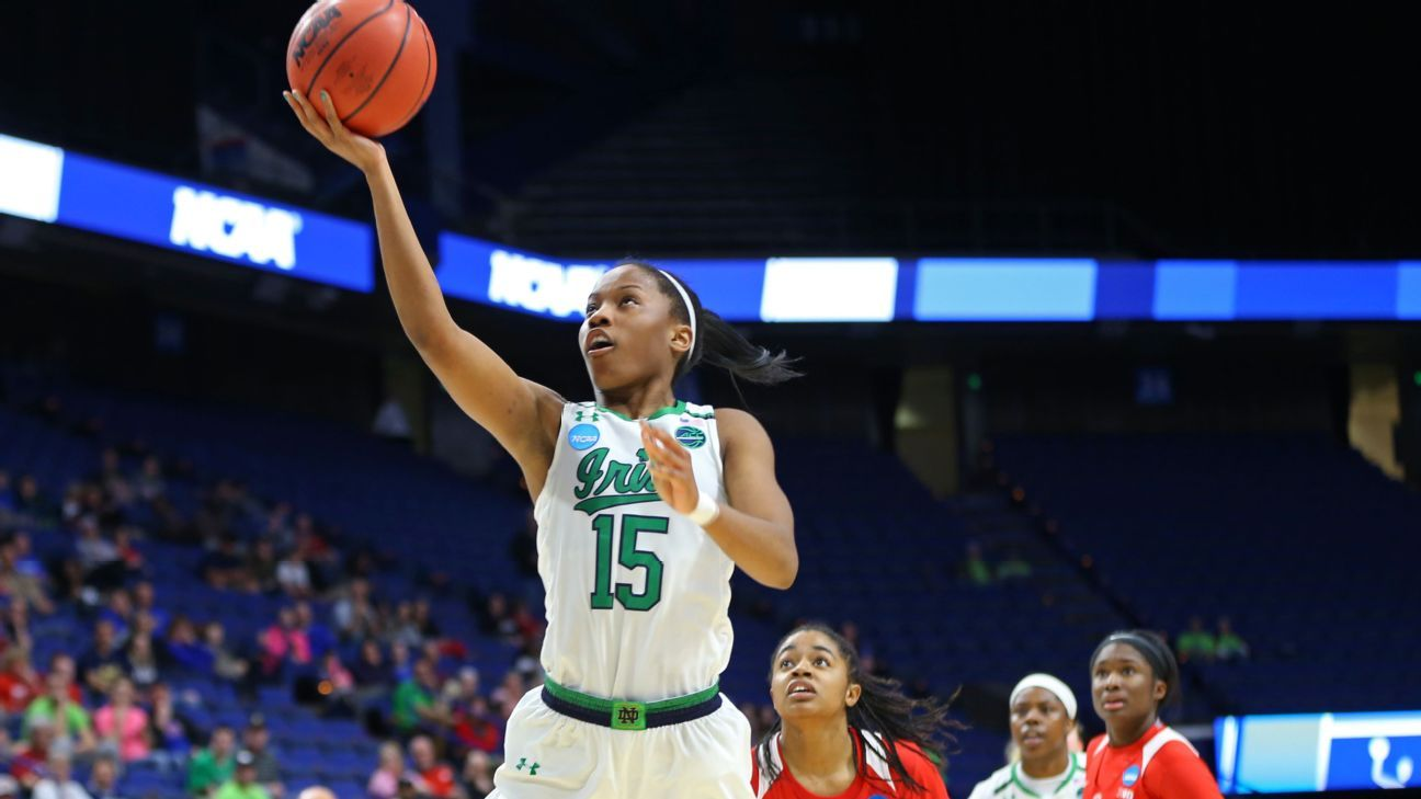 Women S Ncaa Tournament Notre Dame Fighting Irish