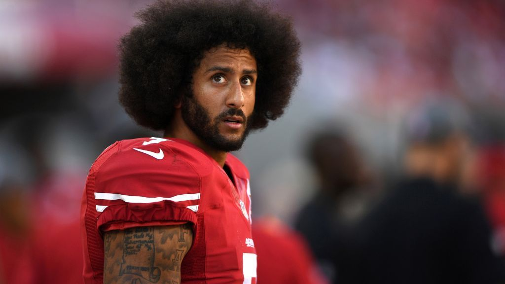 Trump: Nike sends 'terrible message' with Kap ad