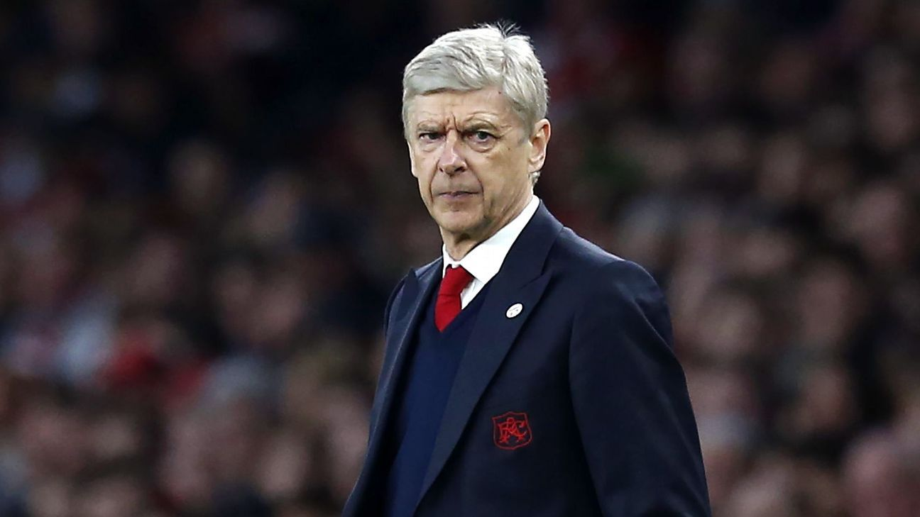 Society should ban all gambling - Wenger