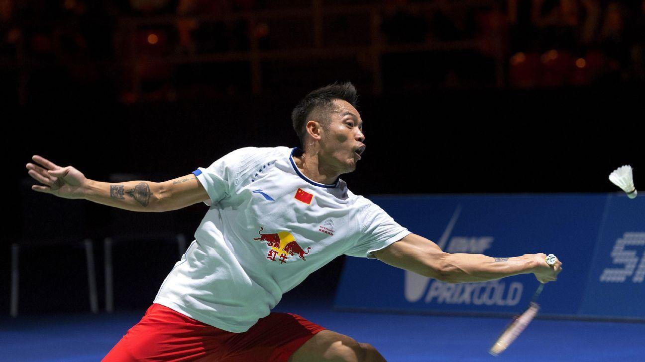 Malaysia Open 2017 -- China's Lin Dan is the bad boy of ...