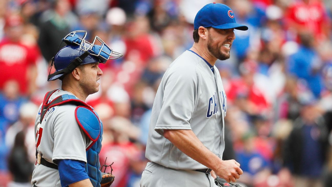 chicago cubs report