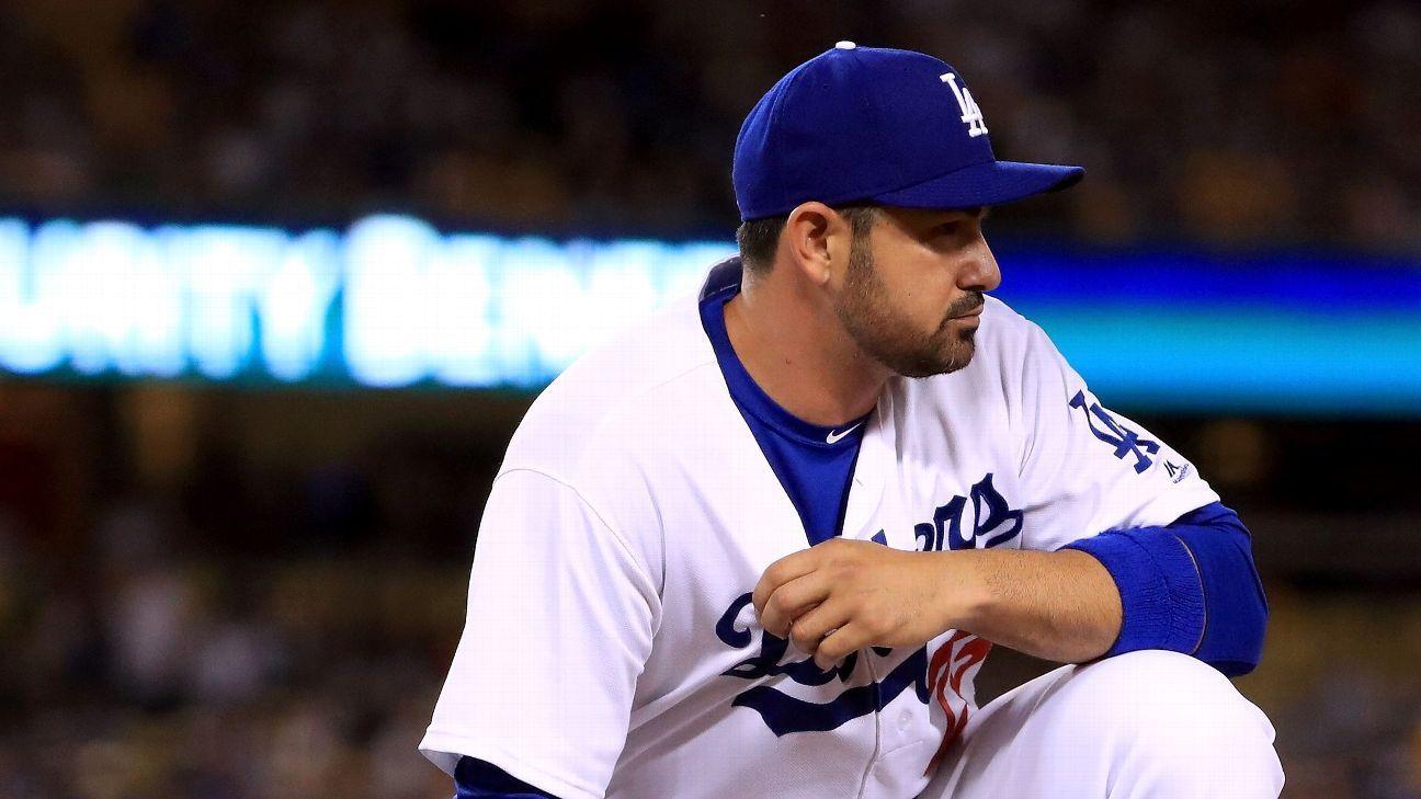 Dodgers' Gonzalez won't rush, could sit month