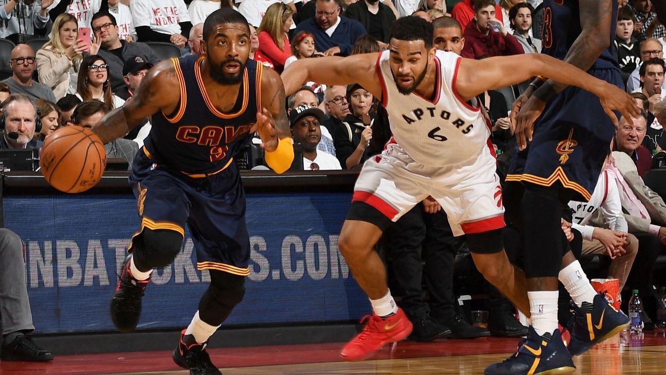 Cavaliers eliminate Raptors, sweep second straight playoff ...