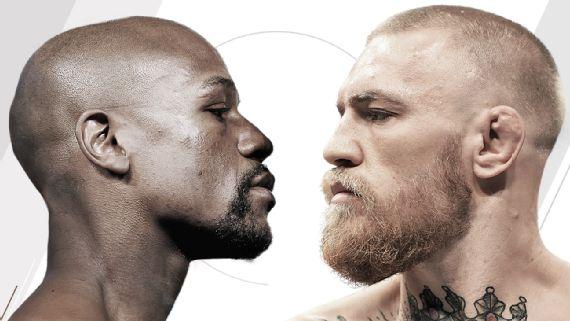 La pelea McGregor – Mayweather tiene fecha tentativa para agosto