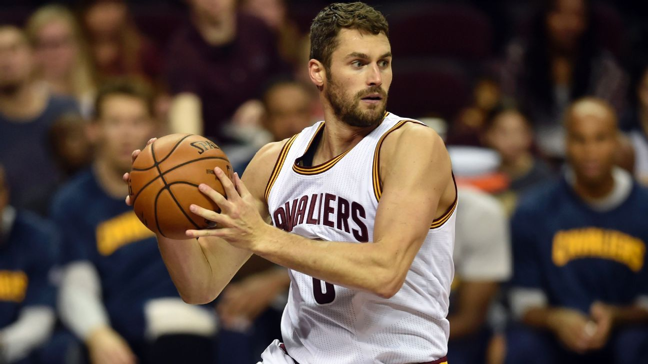 Kevin Love of Cleveland Cavaliers discusses suffering panic attack during game