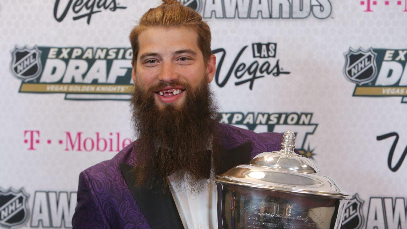 Burns, McDavid score big at NHL awards