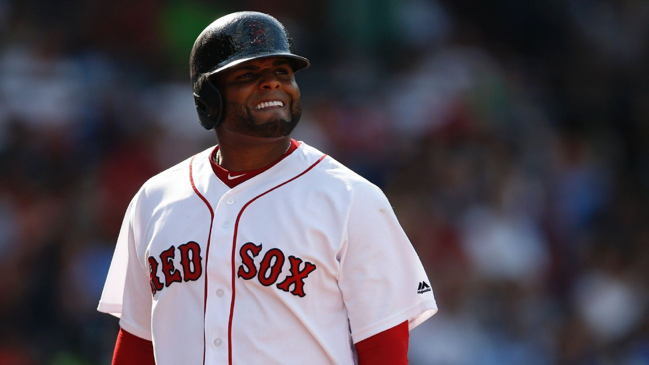Red Sox designate Sandoval for assignment