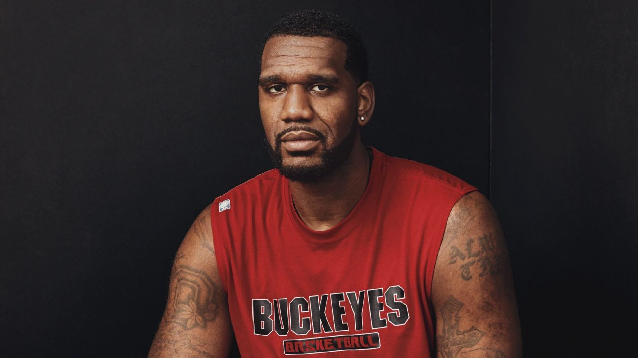 Cursed By The Body That Was His Blessing Greg Oden Is