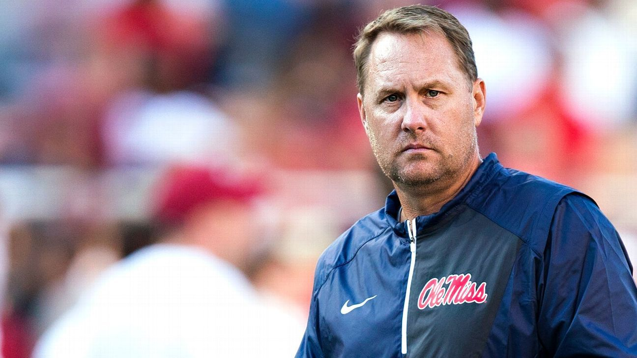 Ex-Ole Miss coach Hugh Freeze to be OC in new league