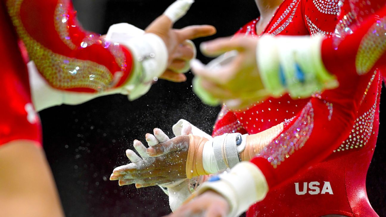 Under Armour, Hershey's, Procter & Gamble ending sponsorships of USA Gymnastics