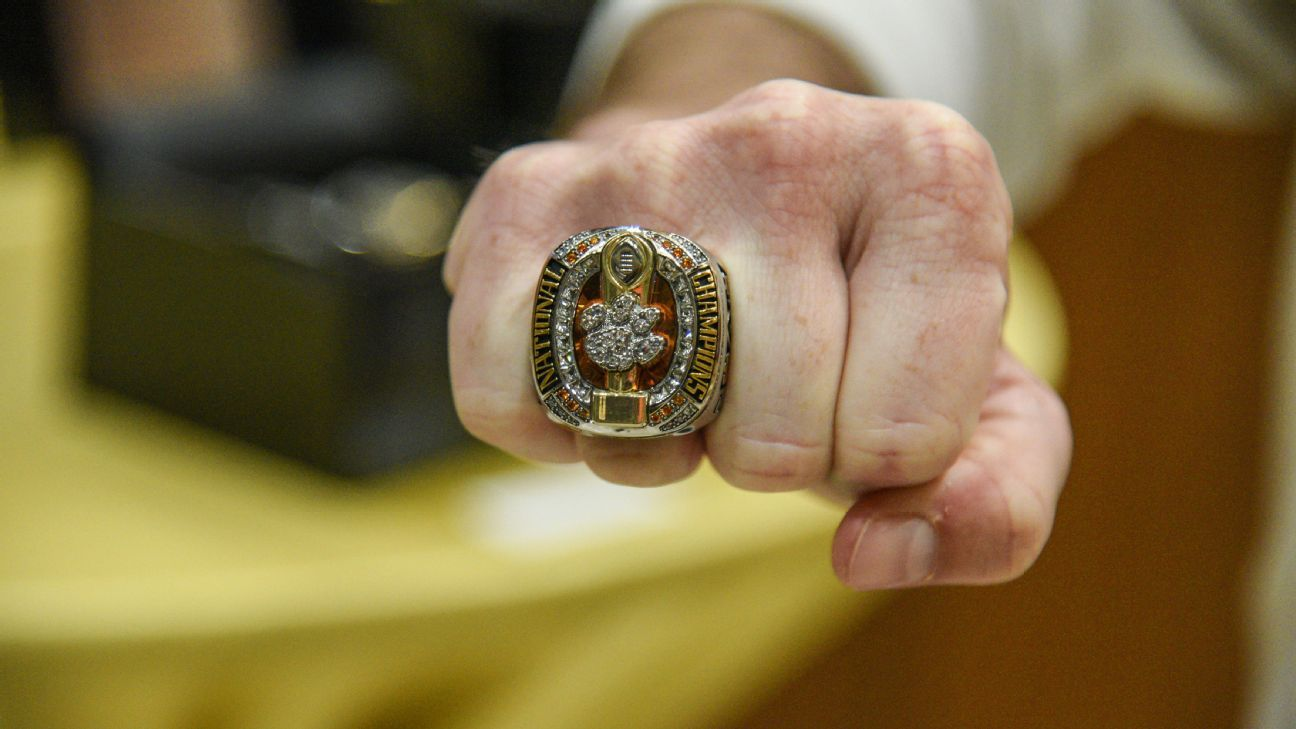 Clemson Tigers Dabo Swinney Big Business Of College