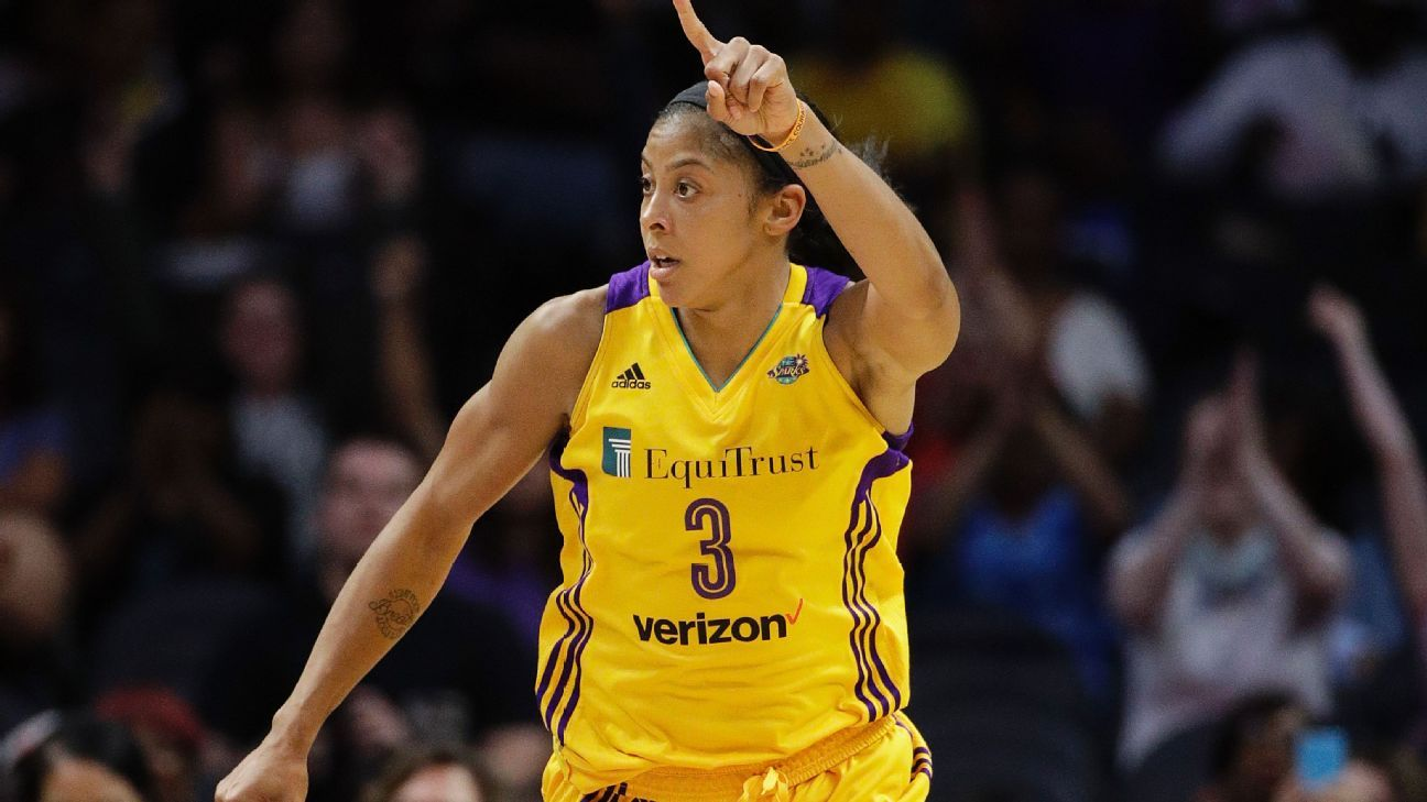 WNBA Basketball Power Index predicts that Los Angeles ...
