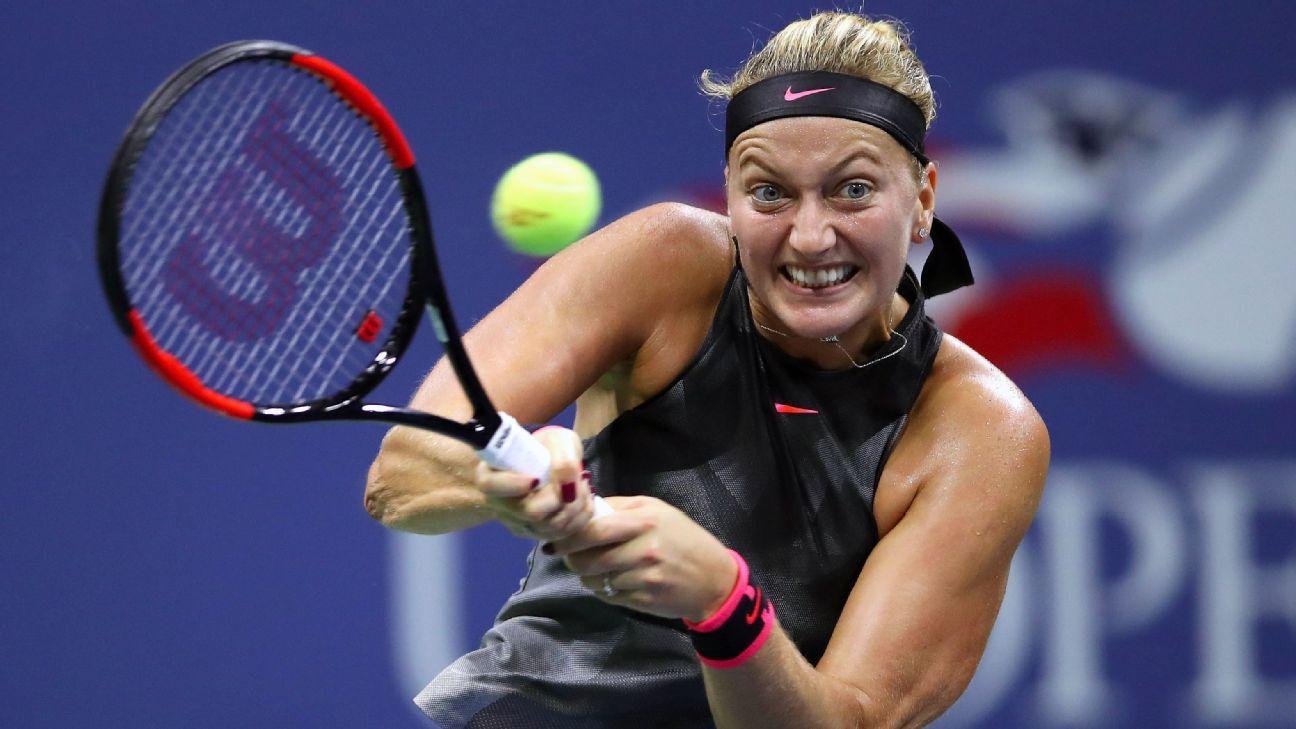 Petra Kvitova beats Caroline Wozniacki to reach Qatar Open final