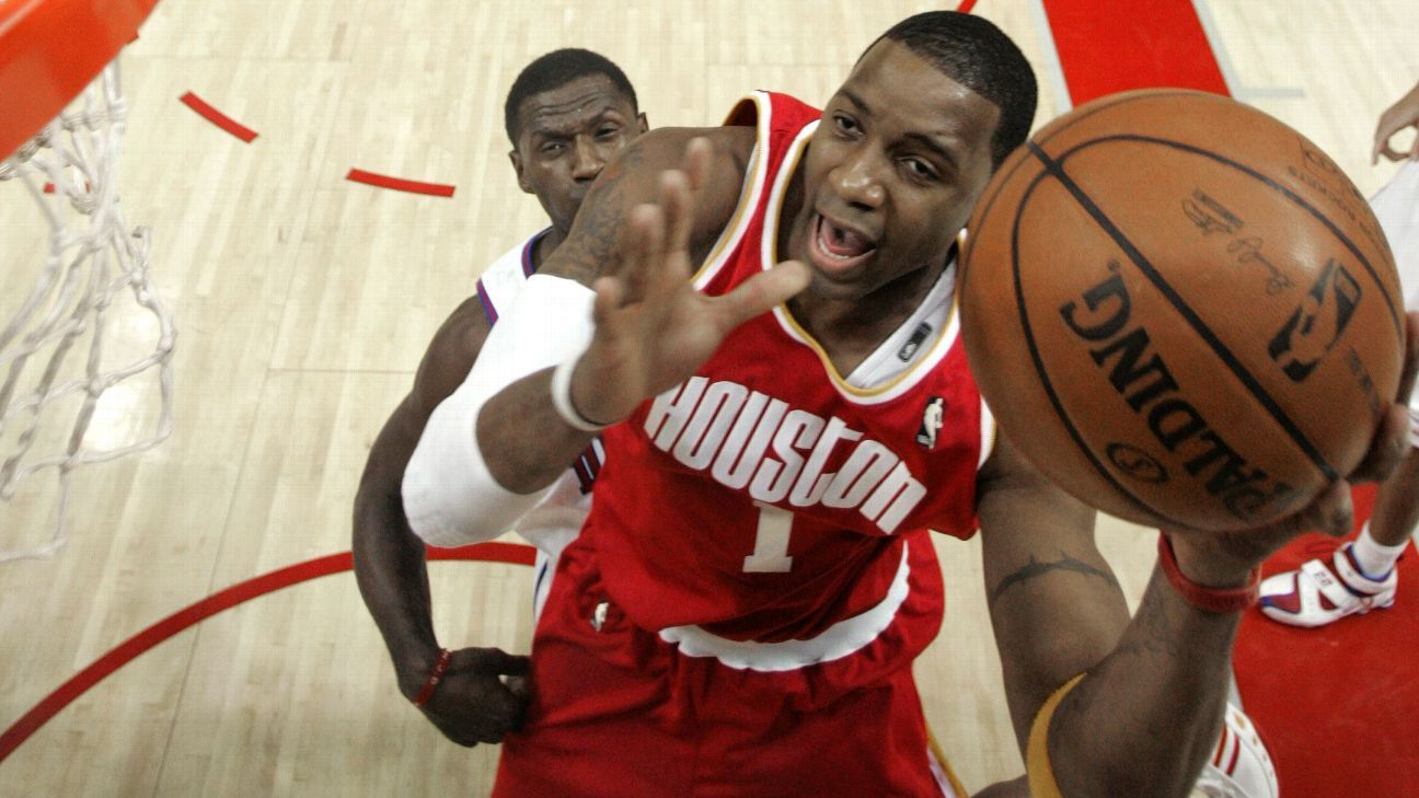 NBA -- The best games of Hall of Famer Tracy McGrady's career