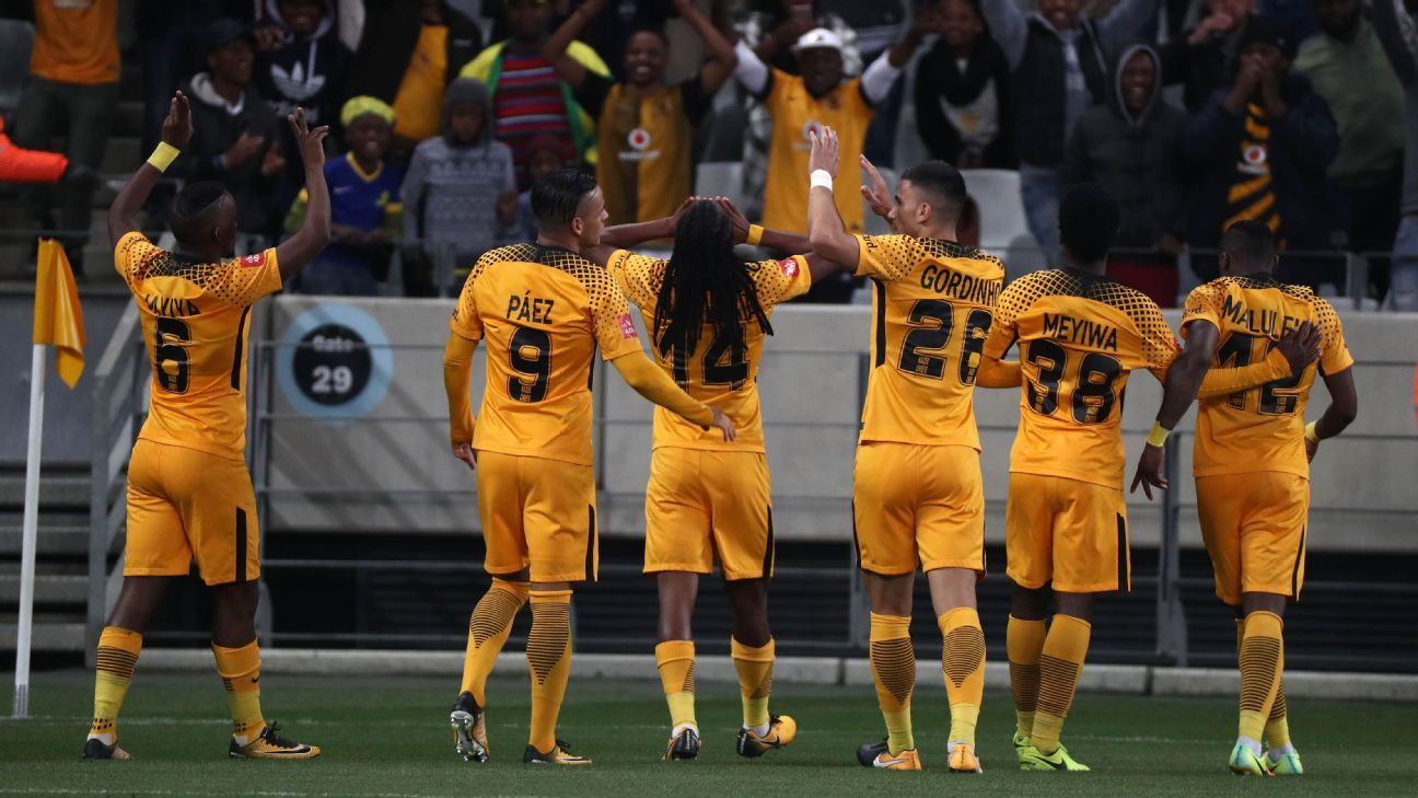 Kaizer Chiefs Fc: Kaizer Chiefs Beat Chippa United To Set Up Bidvest Wits