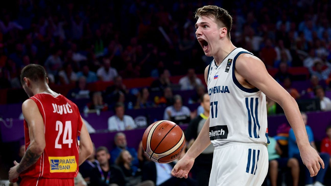 There Has Never Been An NBA Draft Prospect Like Slovenias Luka Doncic