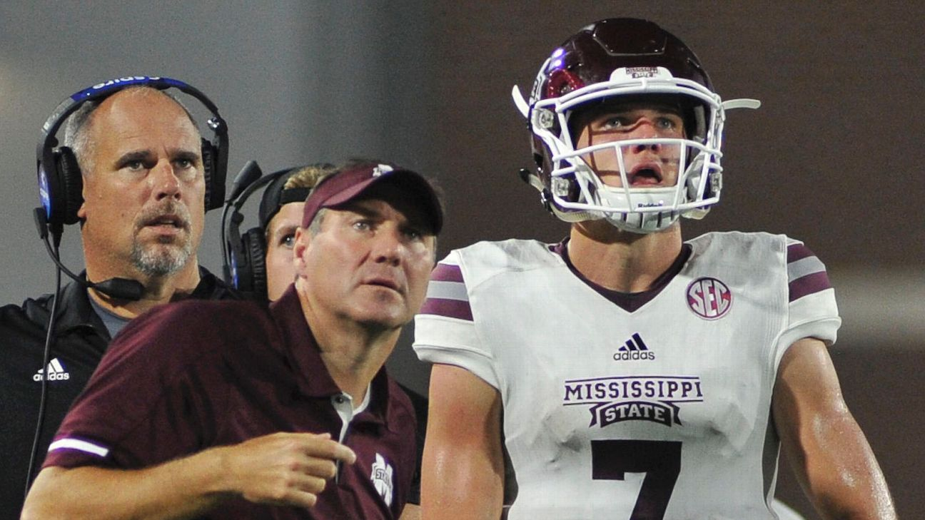Mississippi State found a diamond-in-the-rough QB, and his name isn't Dak