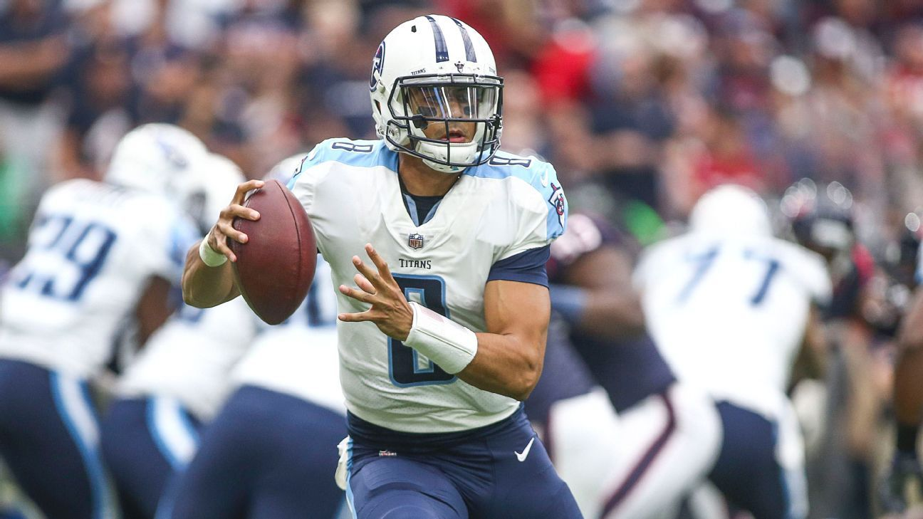 Marcus Mariota can still spark a change in Titans' season
