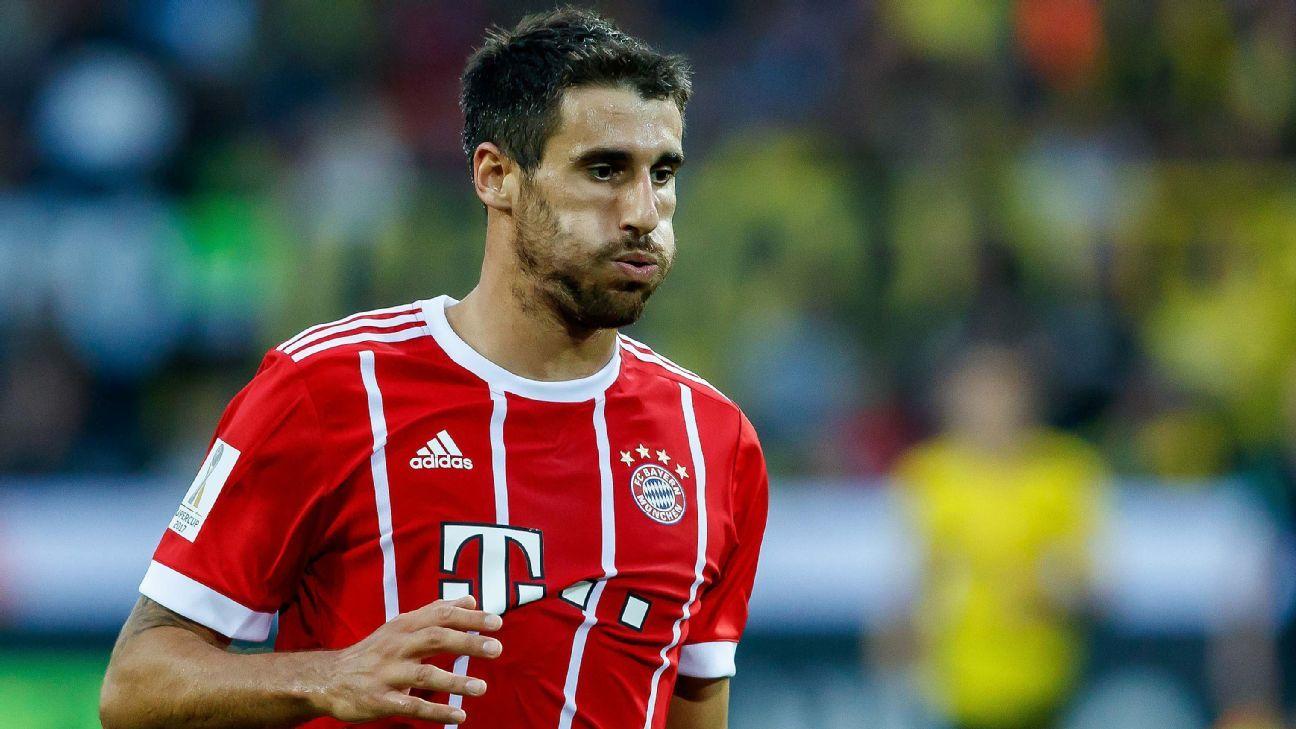 Javi Martinez key to Jupp Heynckes plans to fix Bayern Munich