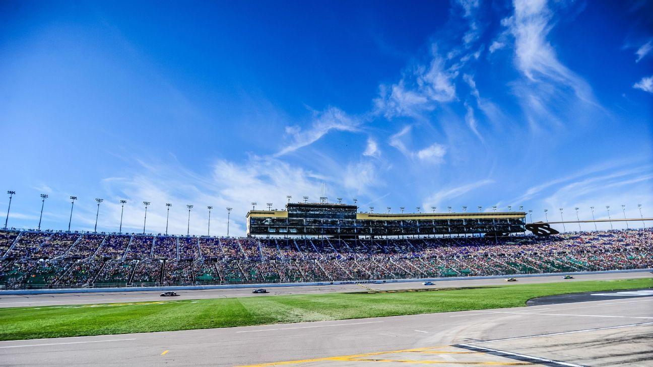 Kansas speedway introduces the ignition garage for Kansas motor speedway tickets