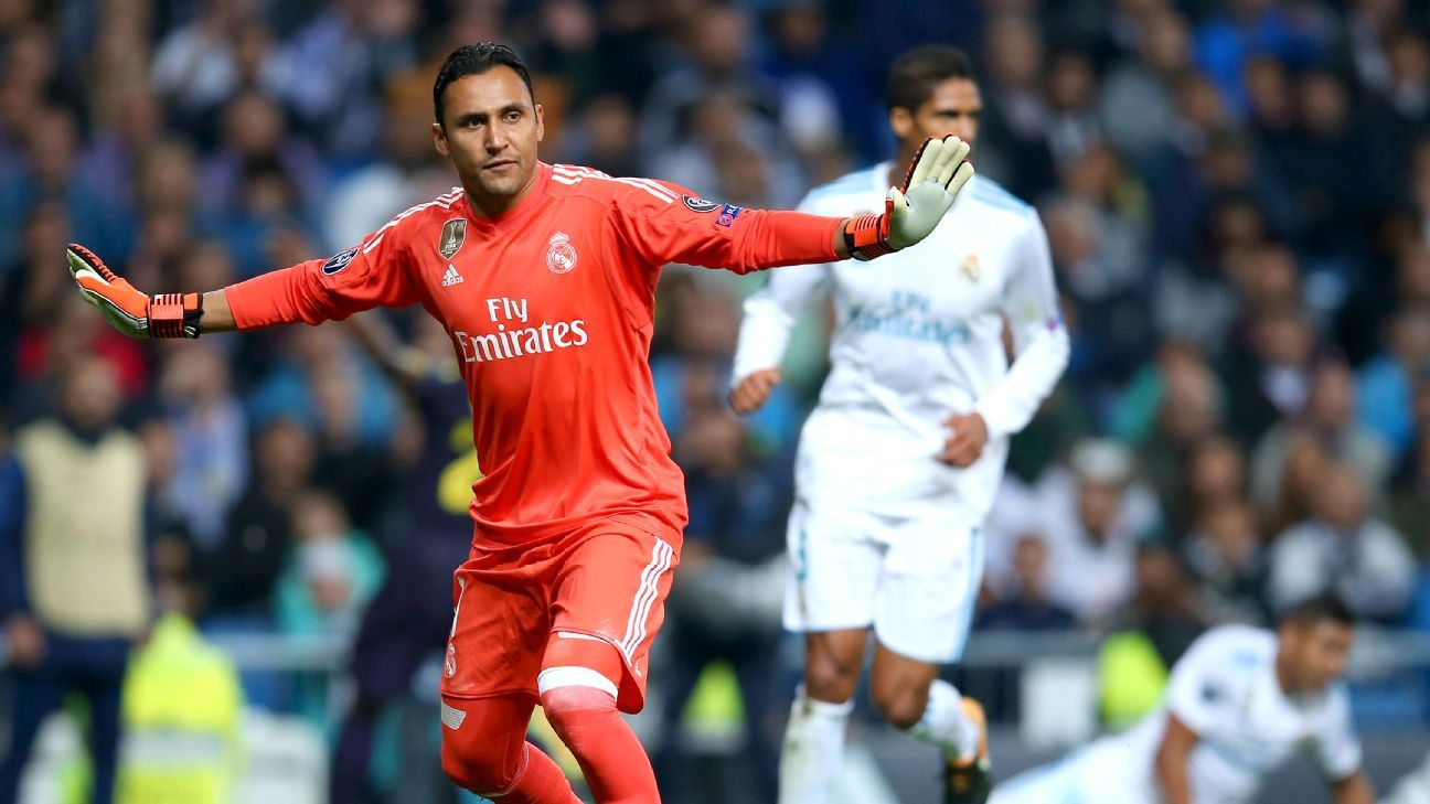Real Madrid s Keylor Navas continues to dazzle with substance over