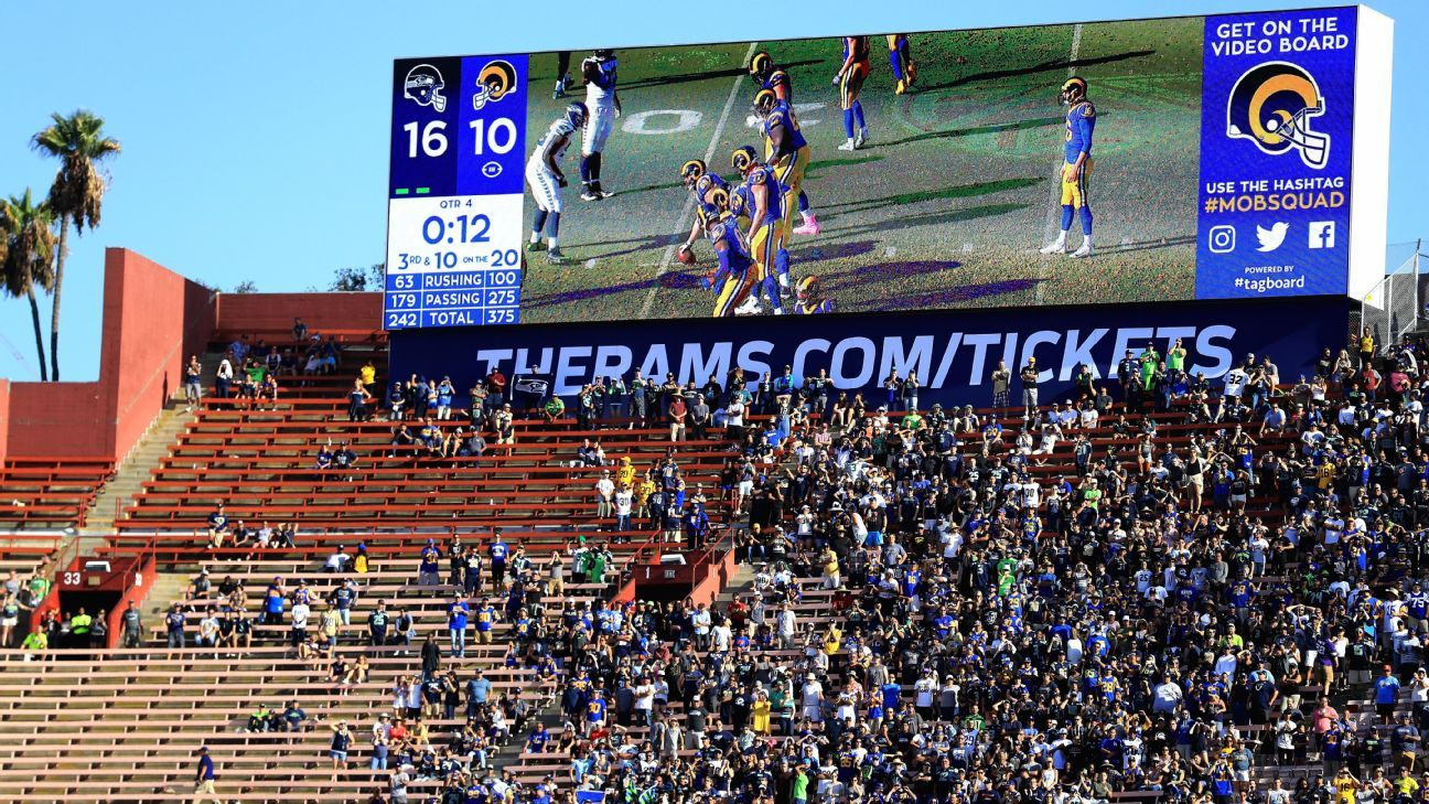Debunking myths surrounding Los Angeles Rams - Los Angeles Rams Blog- ESPN